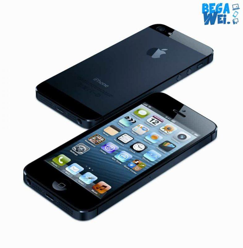 spesifikasi iphone 5