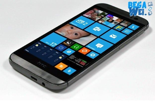 spesifikasi htc one m8 windows