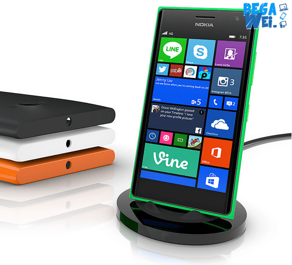 hp nokia lumia 735