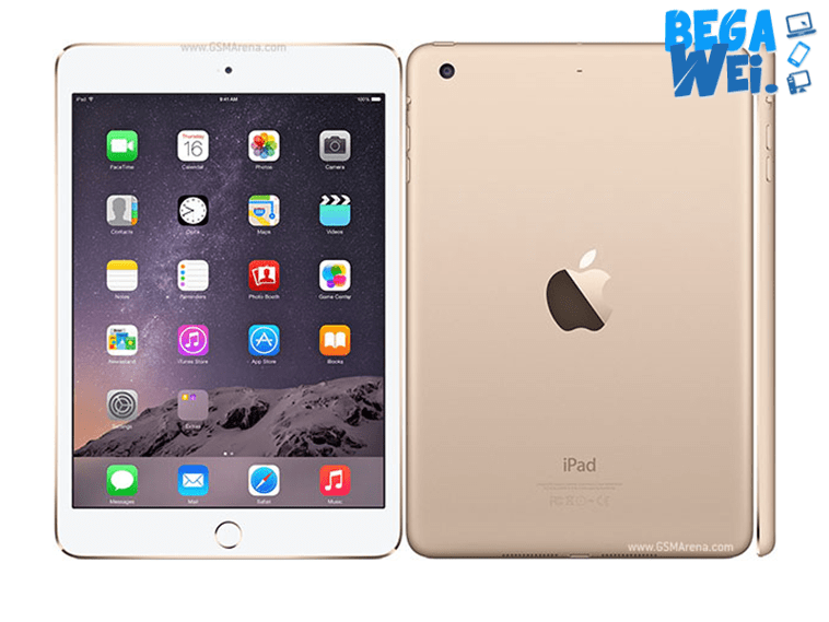 spesifikasi ipad mini 3