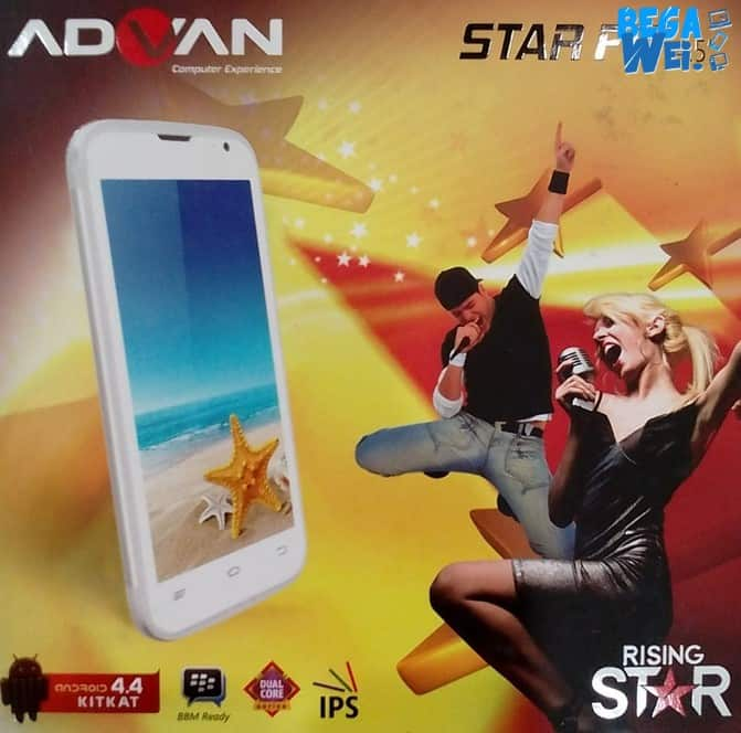 advan star fit