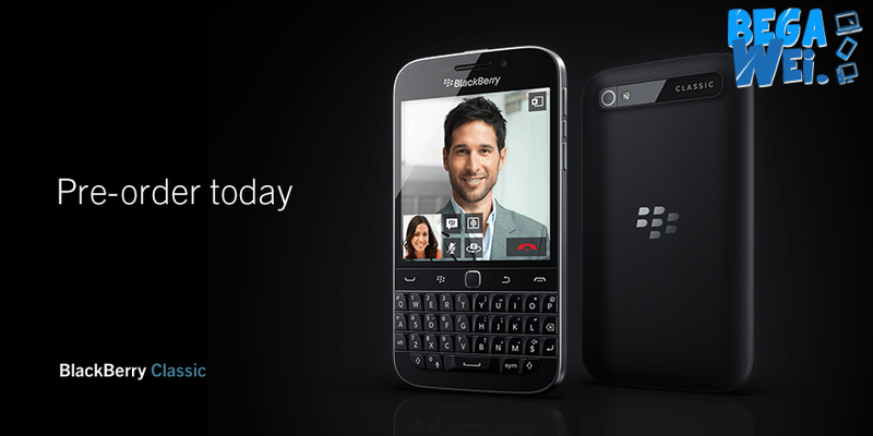 BlackBerry Classic Pre Order Sold Out