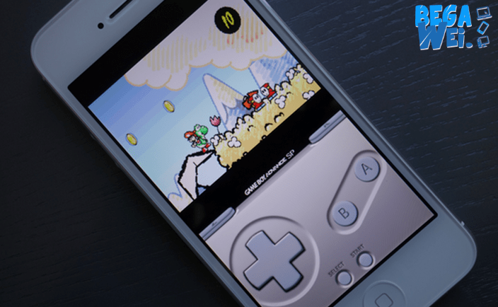 emulator game boy nintendo awal 2015