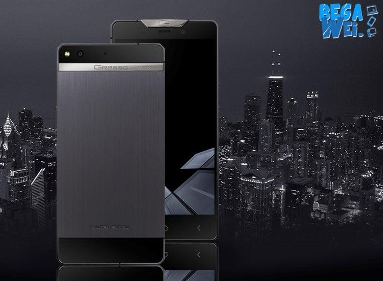 gresso black edition smartphone luxury