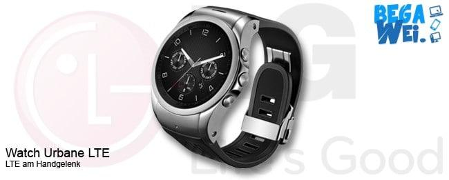 Wow, Smart Watch 4G Pertama Di Dunia!