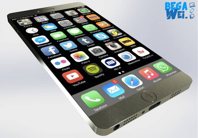 apple luncurkan iphone 7 september 2015