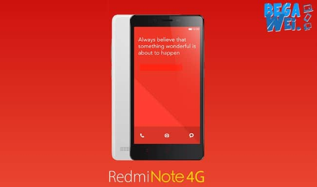 flash sale redmi note 4g di india gagal