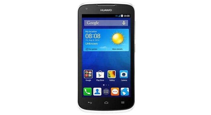 hp huawei ascend y540