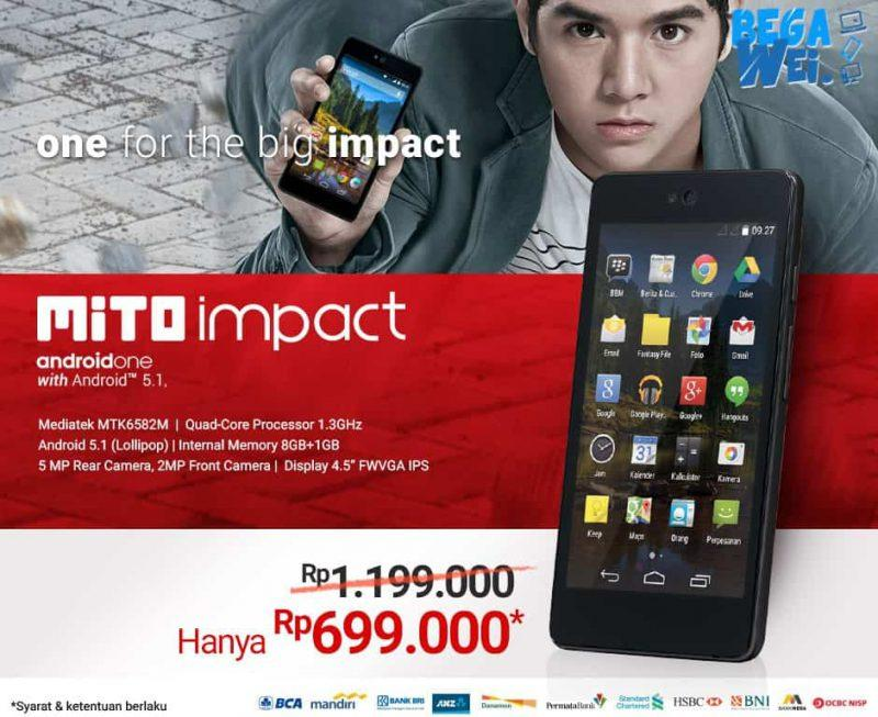 mito impact android one
