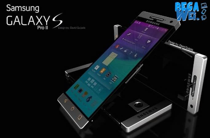 samsung galaxy s pro 2 smartphone flagship