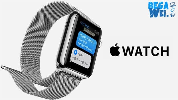 apple watch keog di negara asalnya