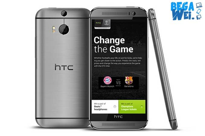 spesifikasi hp htc one m8s