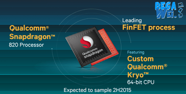 Qualcomm Snapdragon 820 CPU Flagship Quad Core