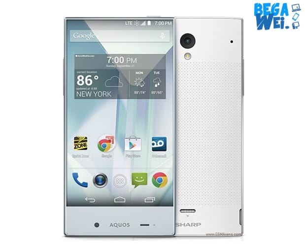 spesifikasi sharp aquos crystal