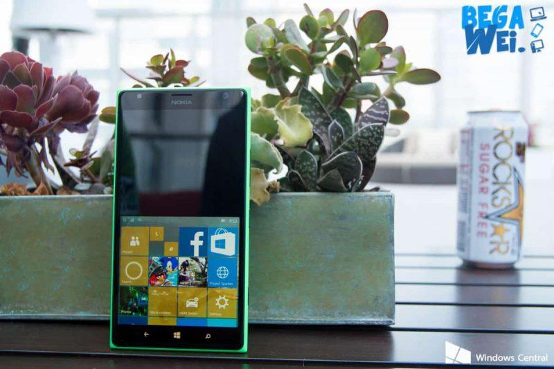 Microsoft Luncurkan Windows 10 Mobile Preview Terbaru
