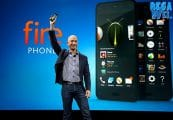 Fire Phone, Ponsel 4G Buatan Amazon