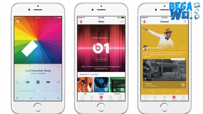 apple luncurkan apple music