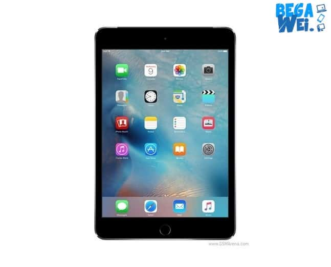 spesifikasi ipad mini 4