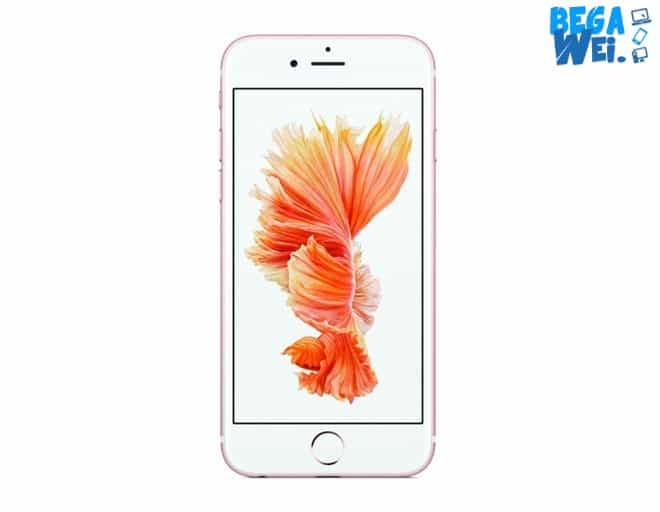 spesifikasi iphone 6s