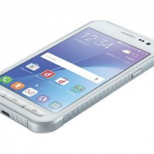 Samsung Galaxy Active Neo dari samping