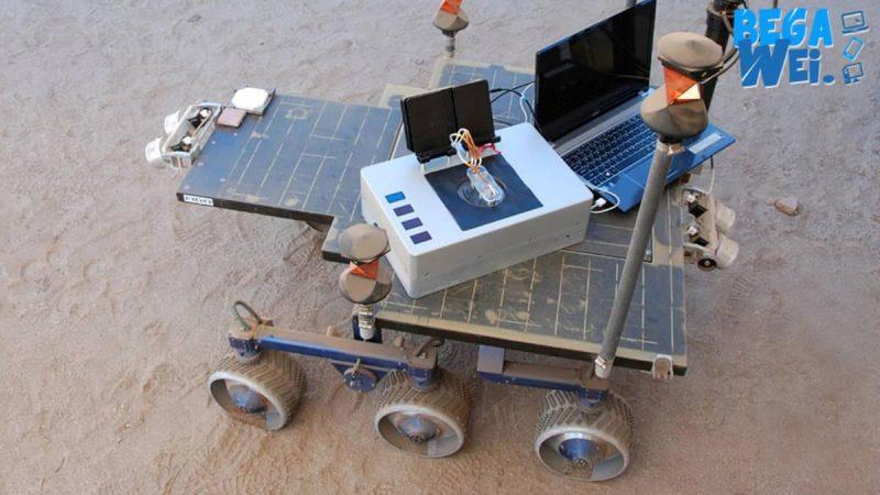 NASA Kembangkan Laptop Pemburu Alien