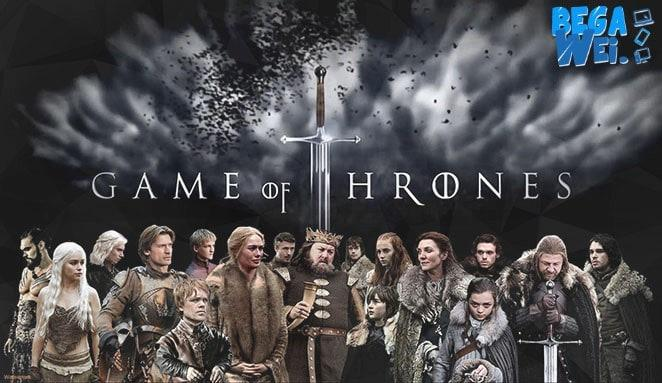 """Game of Thrones"" Jadi Serial TV Bajakan Paling Favorit"