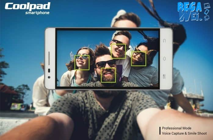 Face detection Coolpad Rise A116