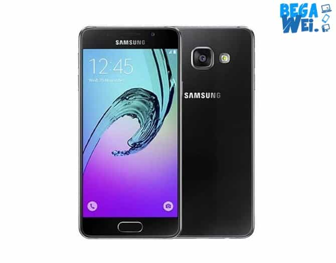 hp samsung galaxy a3 2016