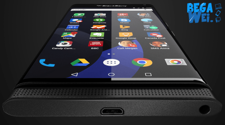 BlackBerry akan All-out untuk OS Android