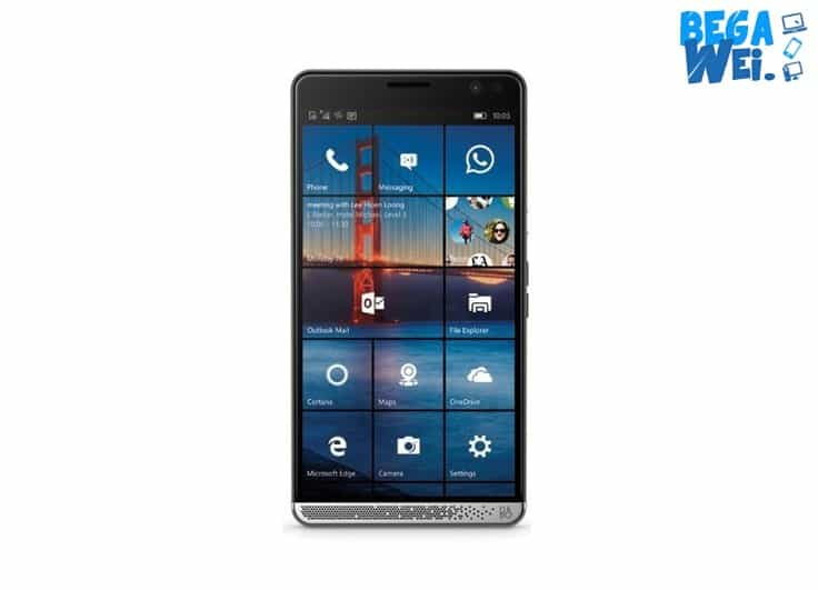 spesifikasi hp elite x3