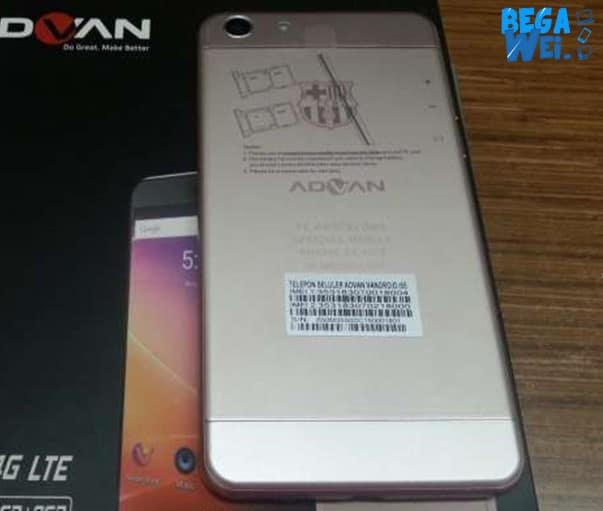 spesifikasi hp advan i55