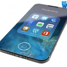 Apple iPhone 7 dari depan