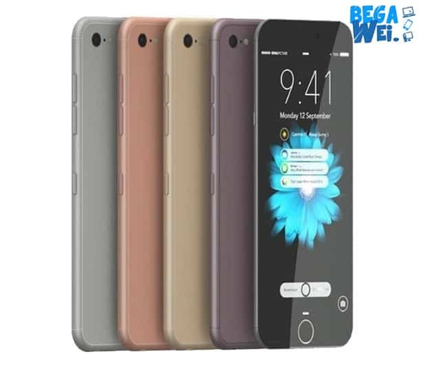 spesifikasi iphone 7