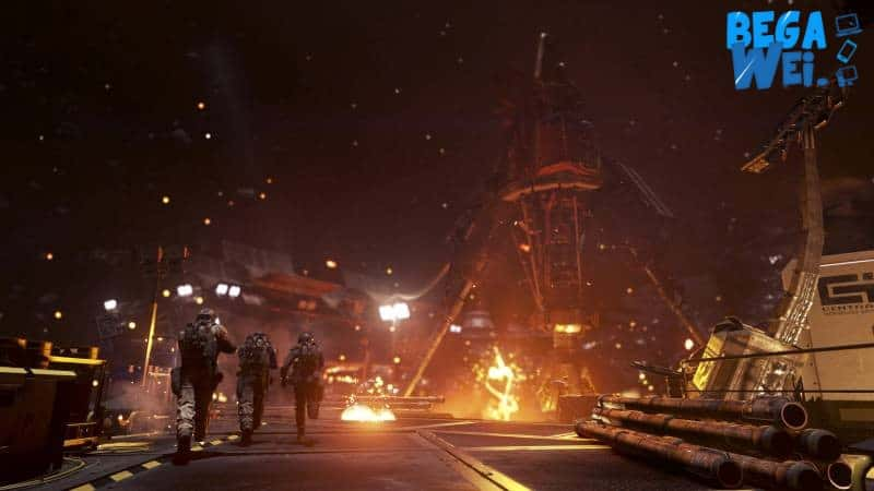 call of duty infinite warfare segera diluncurkan