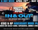 GTA V Online Luncurkan Fitur Mode 'In and Out'