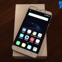 Coolpad Note 3 Plus dari depan