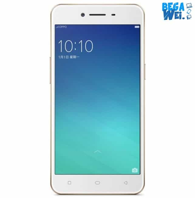 Oppo A37 dibekali CPU Quad-core 1.2 GHz