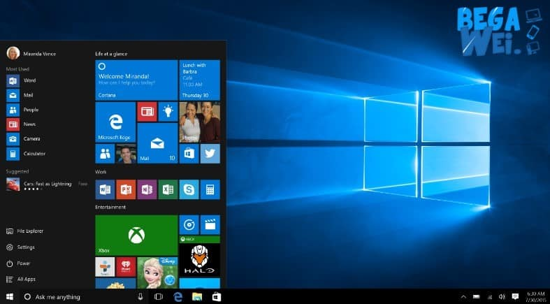 upgrade windows 10 bikin rugi
