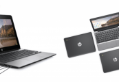 HP Rilis Chromebook Berteknologi Touch Screen