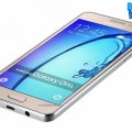 Samsung Galaxy On5 Pro dari samping depan