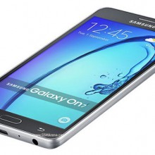Samsung Galaxy On7 Pro dari depan