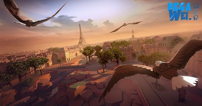 eagle flight besutan ubisoft jadi game vr perdananya