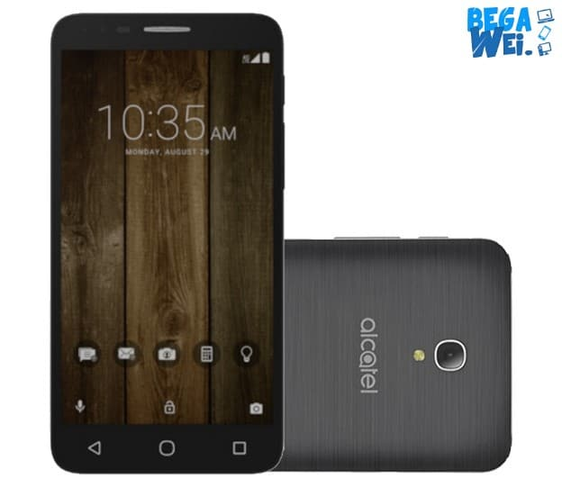 Smartphone Alcatel Fierce 4