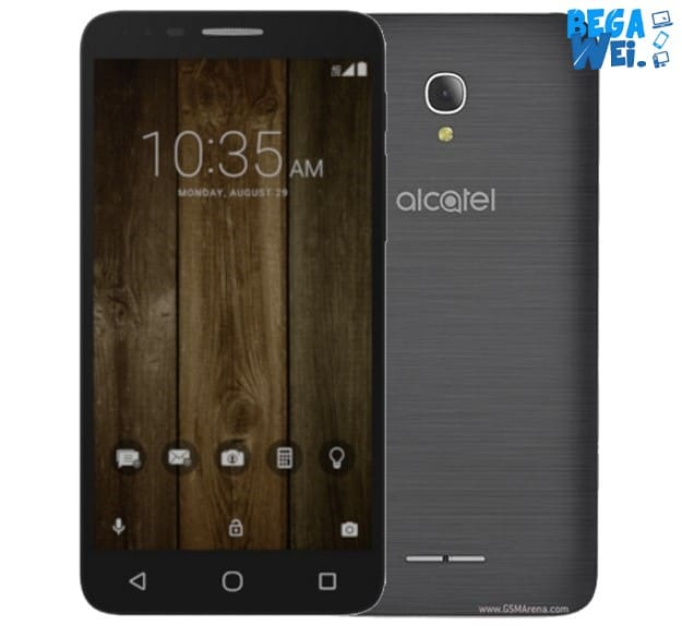 Spesifikasi Smartphone Alcatel Fierce 4