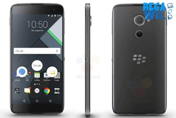 Hp Blackberry Dtek60