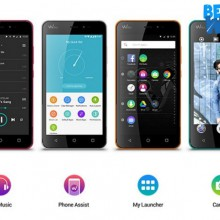 Wiko Freddy dibekali kamera 5 MP