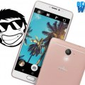 Wiko U Feel Fab memiliki memori internal 16 GB