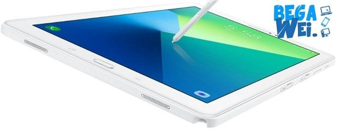 Samsung Galaxy Tab A 2016 With S Pen dibekali RAM 3 GB