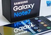 China Pasok Baterai Revisi Galaxy Note 7