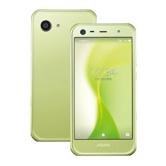 Sharp Aquos Xx3 Mini